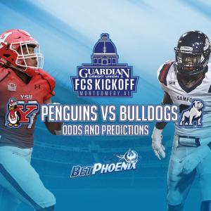 Penguins vs Bulldogs Odds and Prediction