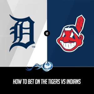 bet on Tigers vs. Indians