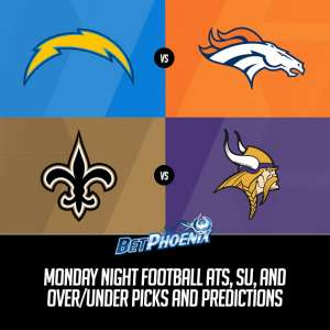 Looking For Some Monday Night Football Picks? Here Are All