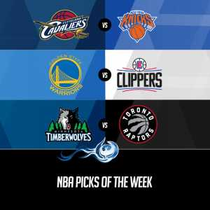 NBA Picks of the Week