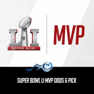 Super Bowl LI MVP Odds & Pick