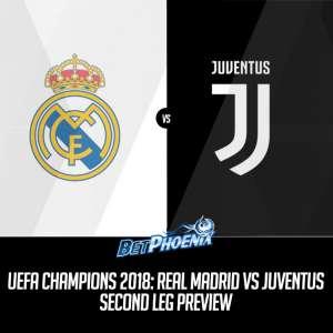 UEFA Champions 2018: Real Madrid vs Juventus Second Leg Preview