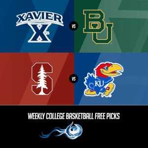 Weekly College Basketball Free Picks