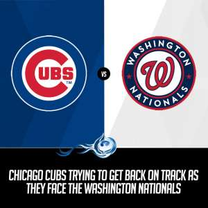 Cubs vs. Nationals Prediction