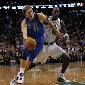 Celtics vs Maverics 2019