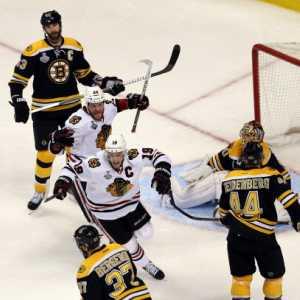 NHL Betting: Chicago Blackhawks vs Boston Bruins