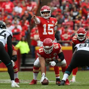 Chiefs at Jaguars 2019