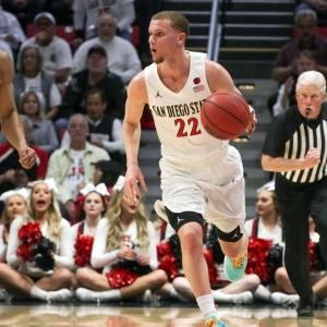 New Mexico Lobos vs. San Diego State Aztecs 2/11/2020