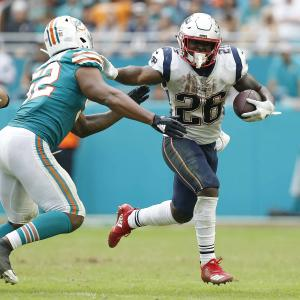Patriots vs. Dolphins Week 2 2019