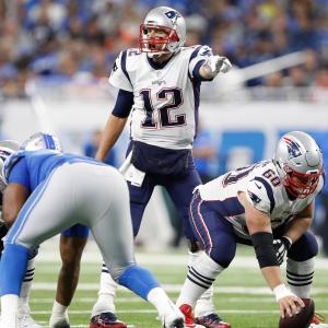 Patriots vs. Lions Preseason Week 1