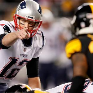 Steelers at Patriots 2019