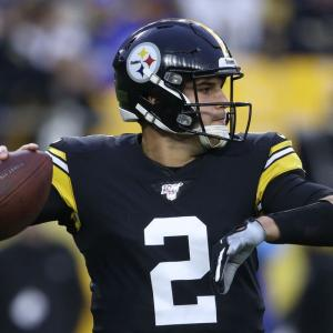 Steelers vs. Browns 2019