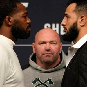 UFC 247 Jon Jones vs. Dominick Reyes