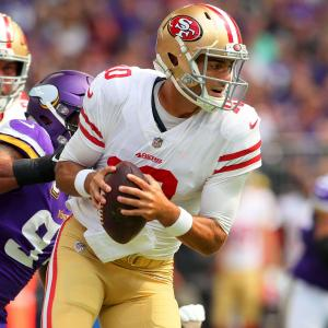 2020 NFL Playoffs: Vikings at 49ers
