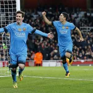 Barcelona FC vs Arsenal FC