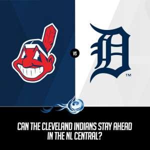 Indians vs. Tigers prediction
