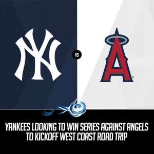 Yankees vs Angels Game 3