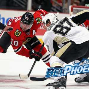 Chicago vs Pittsburgh NHL