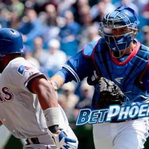 Toronto vs Texas MLB