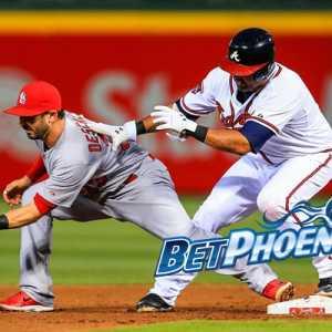 Atlanta vs St Louis MLB