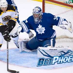 Boston vs Toronto NHL
