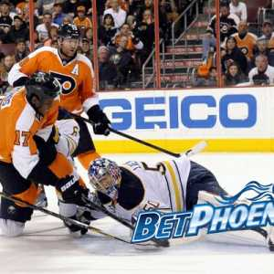 Buffalo Sabres vs. Philadelphia Flyers