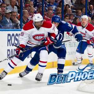 Montreal vs Tampa Bay NHL