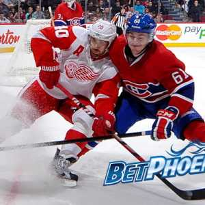 Red Wings vs. Canadiens 2014