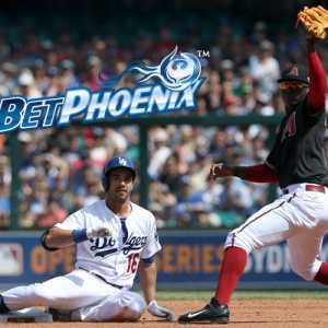 LA Dodgers at Arizona MLB