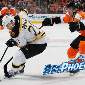 Philadelphia vs Boston NHL