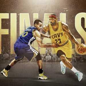 NBA Finals Cavaliers vs Warriors Game 1