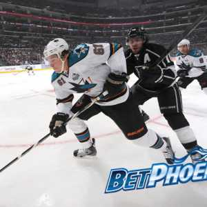 NHL Los Angeles Vs San Jose