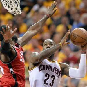 NBA Eastern Conference Finals Game 4: Raptors vs Cavaliers