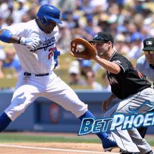 Miami vs LA Dodgers MLB