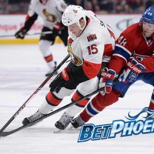 Canadiens vs Senators Hockey