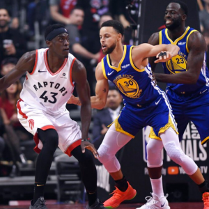 NBA Finals Betting Preview: Raptors Ready to Take Game Two at Home