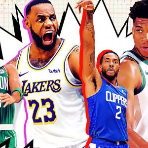 NBA Season 2021 Christmas Slate!
