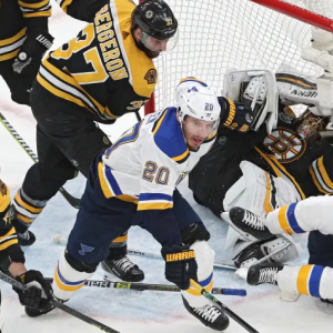 NHL Stanley Cup Finals Betting Preview: Blues Favorites to Win Game 3