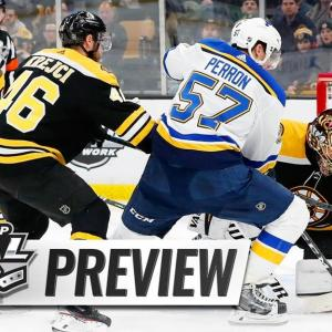 NHL Stanley Cup Finals Betting: Bruins Favorites, Blues Not Discarded