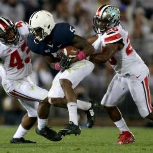 Ohio State Buckeys Vs Penn State Nittany Lions