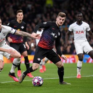 Announcing: UEFA Champions League Odds for Tottenham vs. Leipzig