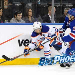 New York vs Edmonton NHL