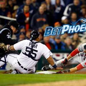 Detroit vs Boston MLB