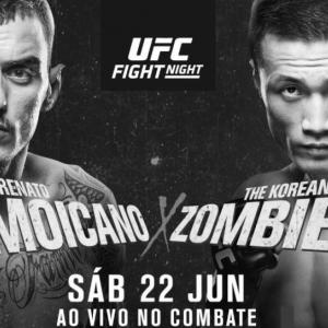 UFC 154 Fight Night Betting: Moicano vs Korean Zombie