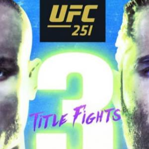 UFC 251 Betting Odds, Preview and Fight Analysis