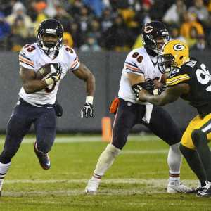 Chicago Bears at Green Bay Packers TNF Odds & Pick