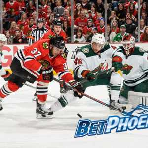 NHL Minnesota vs Chicago