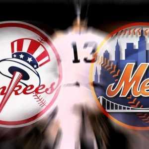 New York Mets vs New York Yankees